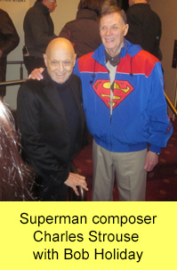 Bob Holiday and Charles Strouse